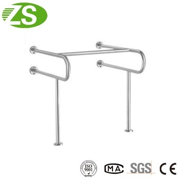 Factory Sale Stainless Steel Toilet Grab Bars for Disabled