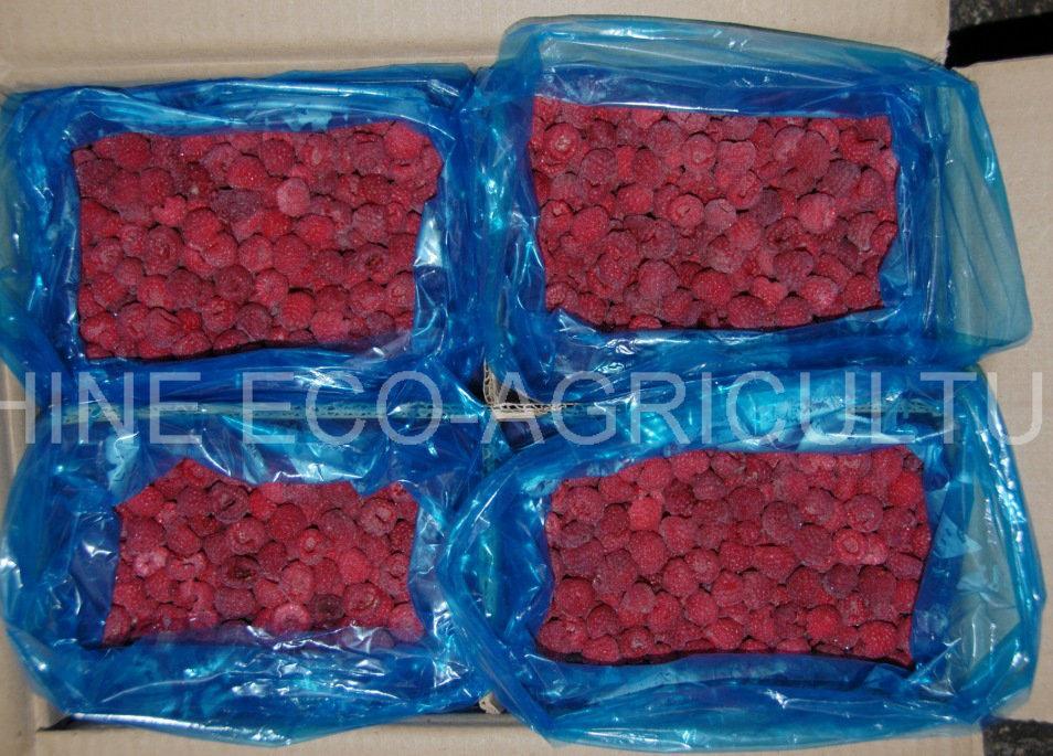IQF Raspberry or Frozen Raspberry