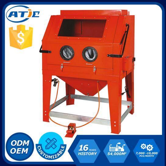 990L Capacity Industrial Cabinet Sandblaster