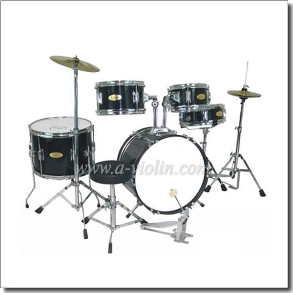 5-Piece Junior Drum Set/Children Drum Set with Drum Stick (DSET-60E)