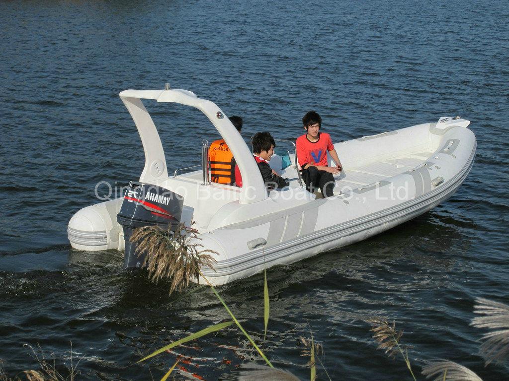 Fibre Glass Boat 580 for Sale