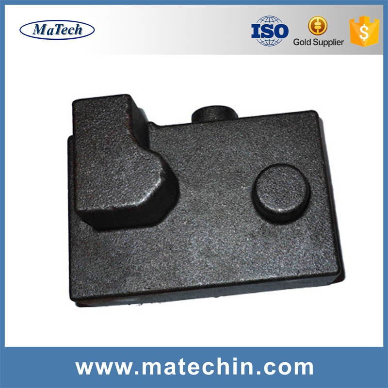 Foundry Custom Metal Sand Casting Ductile Iron Fcd550