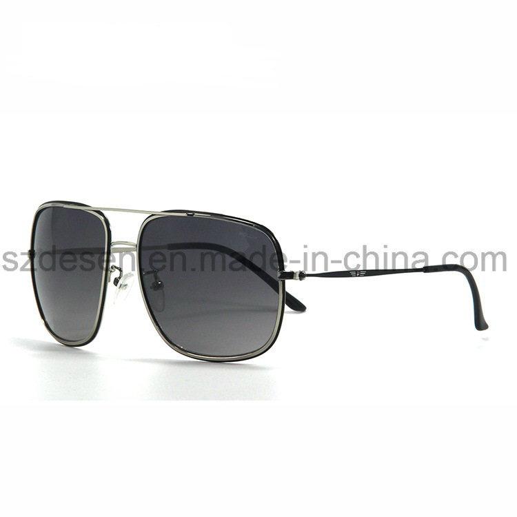 High Quality Classic Big Frame UV400 Sunglasses for Men