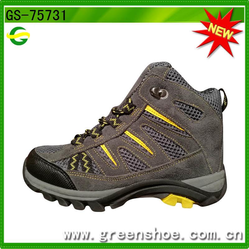 New Arrival Low Price Trekking Hiking Shoe