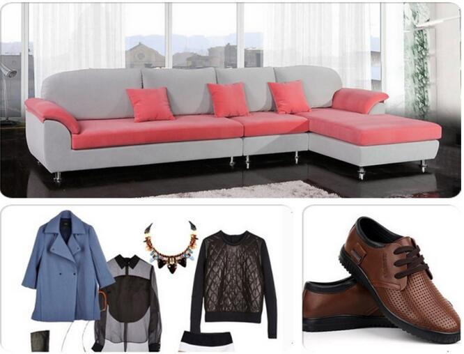 Automatic Feed Fabric Leather Cutting Machine for Garment Sofa