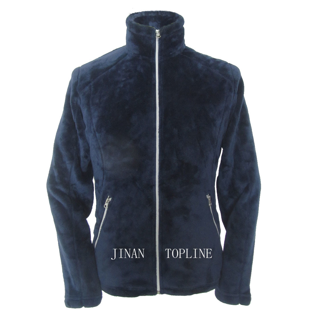 Ladies Fashion Fake/Faux Fur Thermal Leisure Jacket