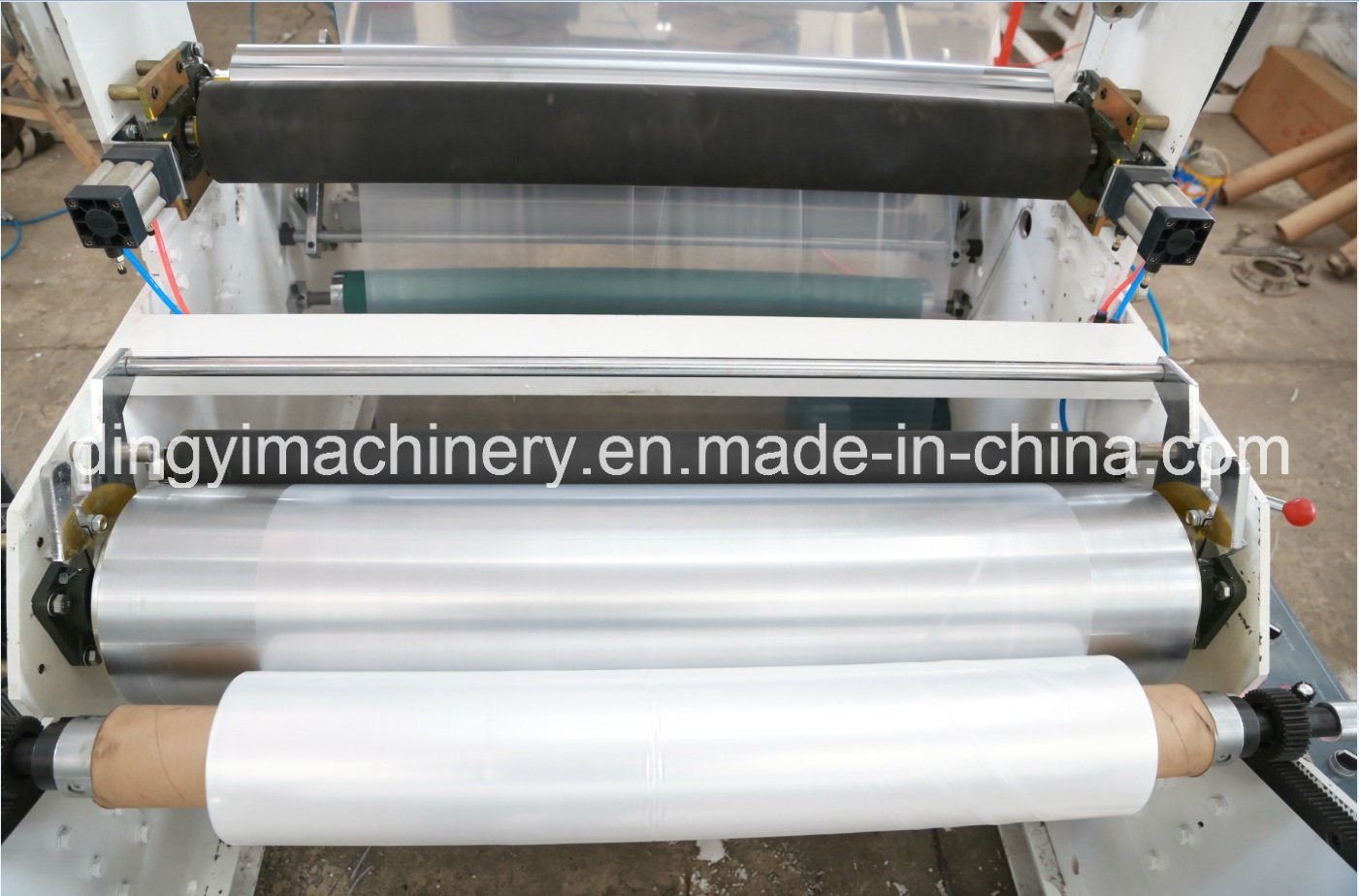 HD / Ld PE Film Blowing Machine