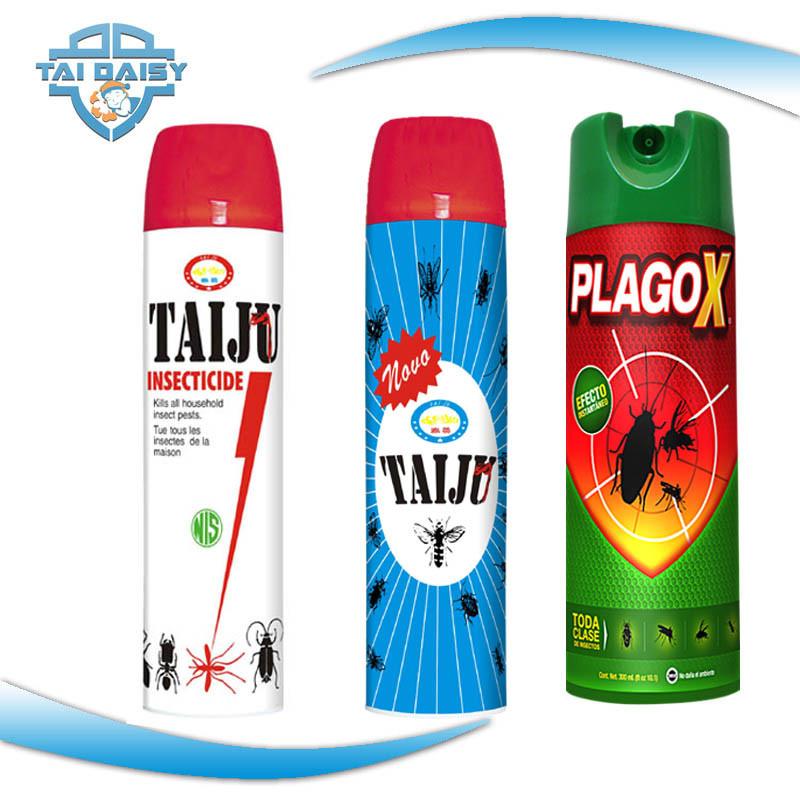 Long Lasting Insect Killer Aerosol