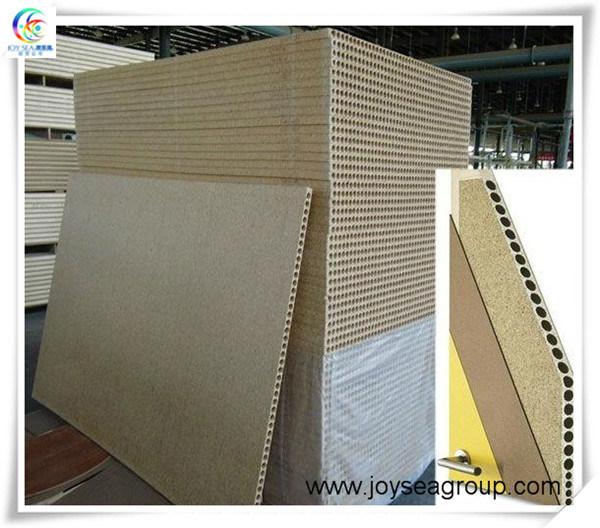 Tubular Chipboard/Hollow Core Chipboard Door Core Manufacturer