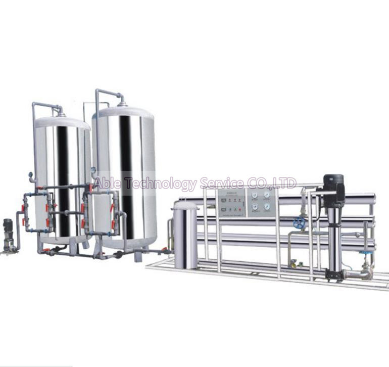Reverse Osmosis Water Purification Machine /  Drinking Water Treatment Machine RO-15000L/H