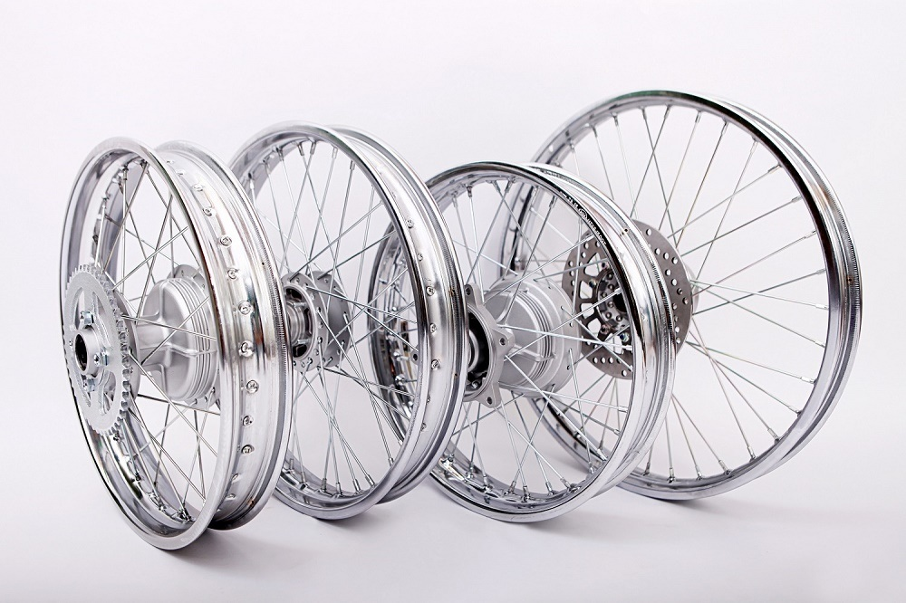 YAMAHA Spare Parts, Dual Sports off Road Rim, Wheel, Hub, Top Quality in China
