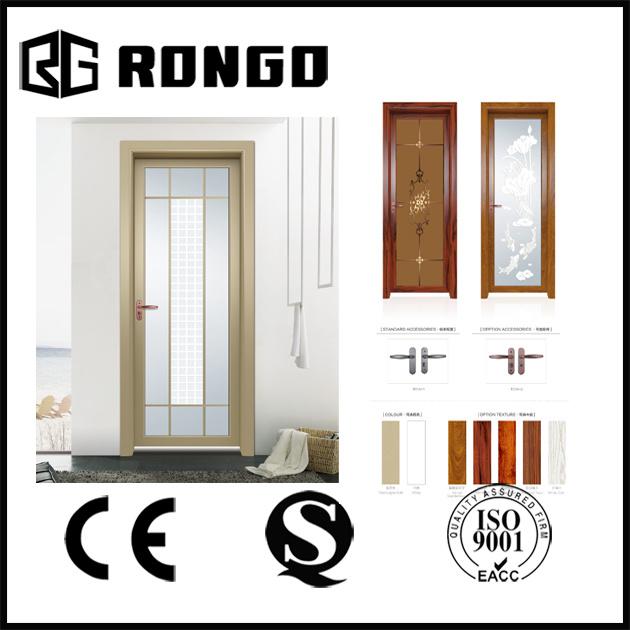 Rongo Aluminum Bathroom Door From China Manufacturer Exporter