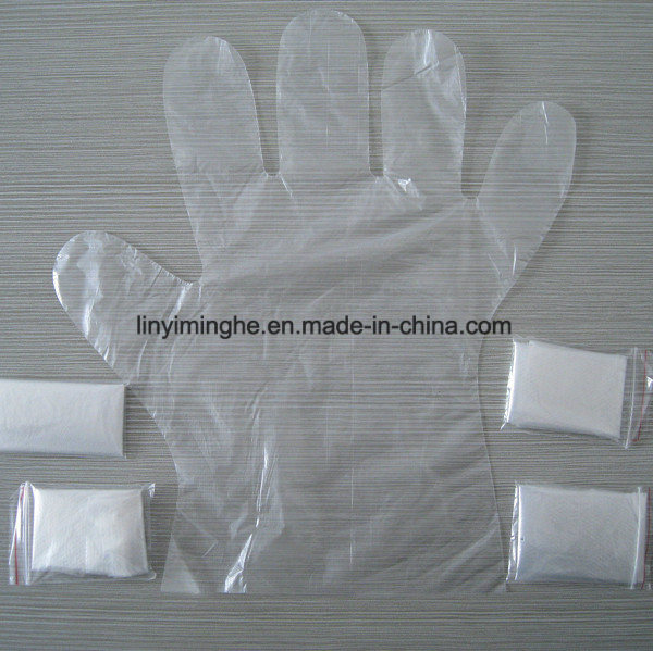 China Factory Disposable Vinyl Examination Gloves