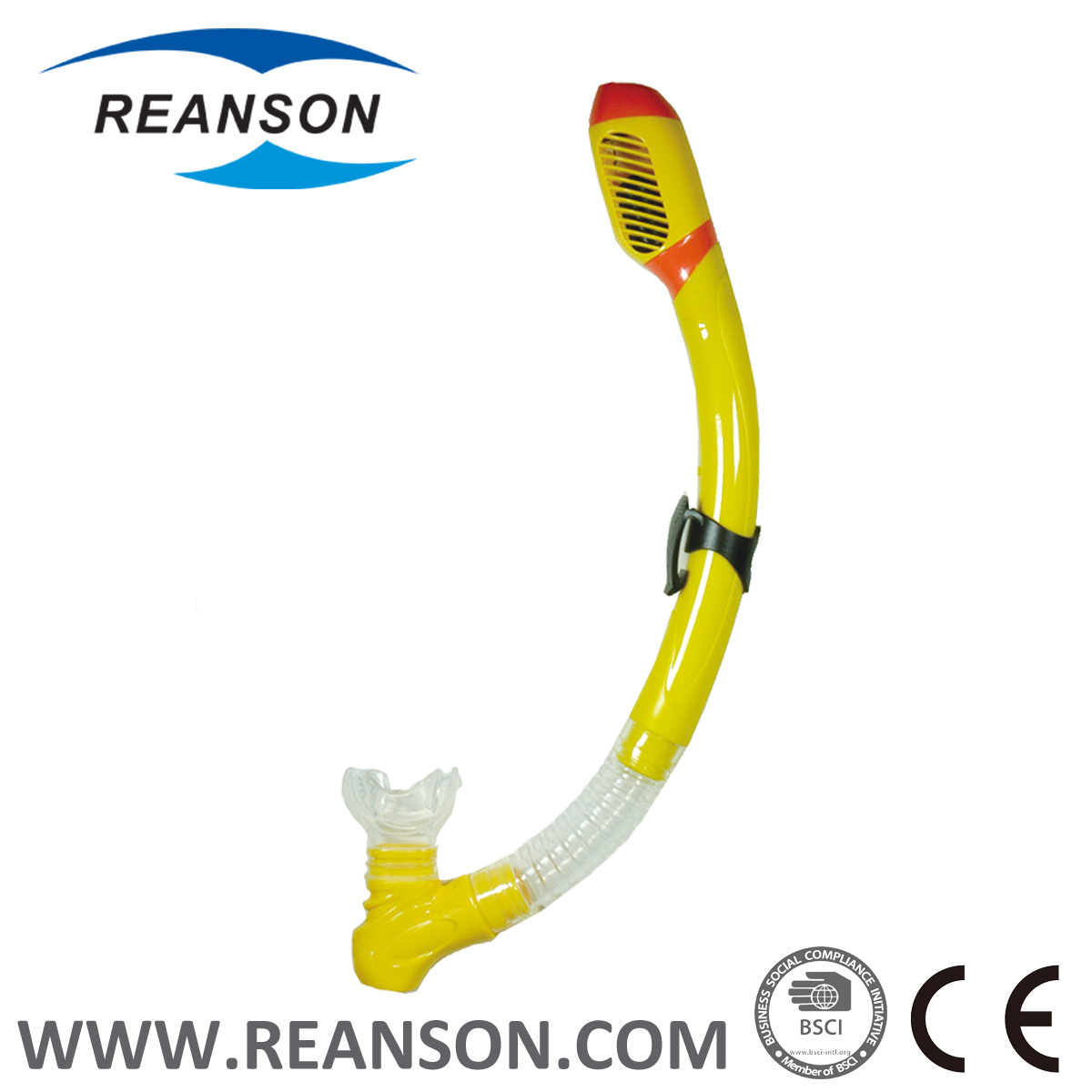 Reanson Professional Full Dry Snorkel