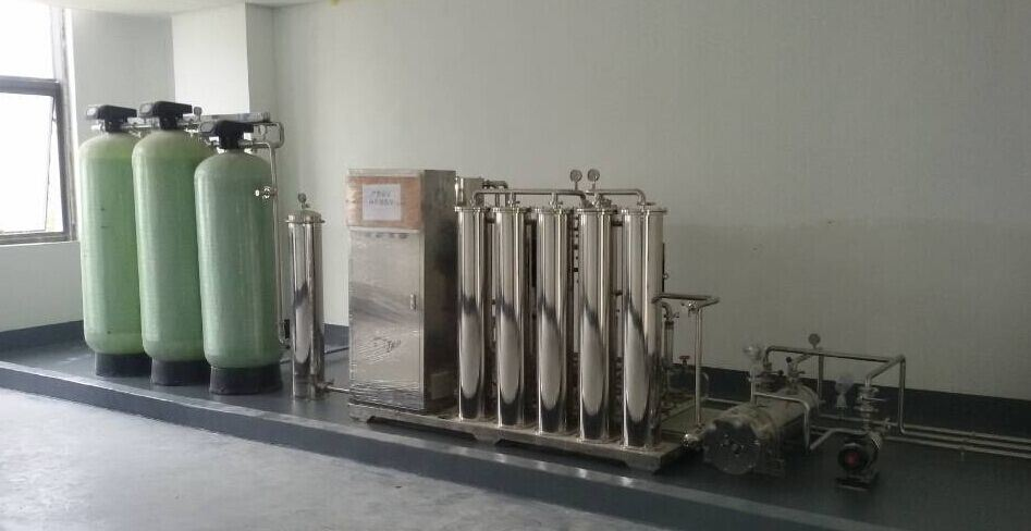 1000lph RO Water Treatment Plant for Dialysis