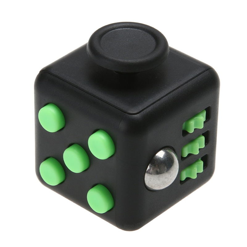 Best Quality Relieves Stress Anxiety Attention Desk Game Fidget Cube