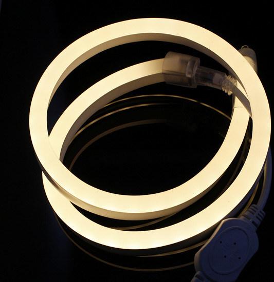 5050 60LEDs Huge LED Rope Light with IP67 for Wedding Decoration