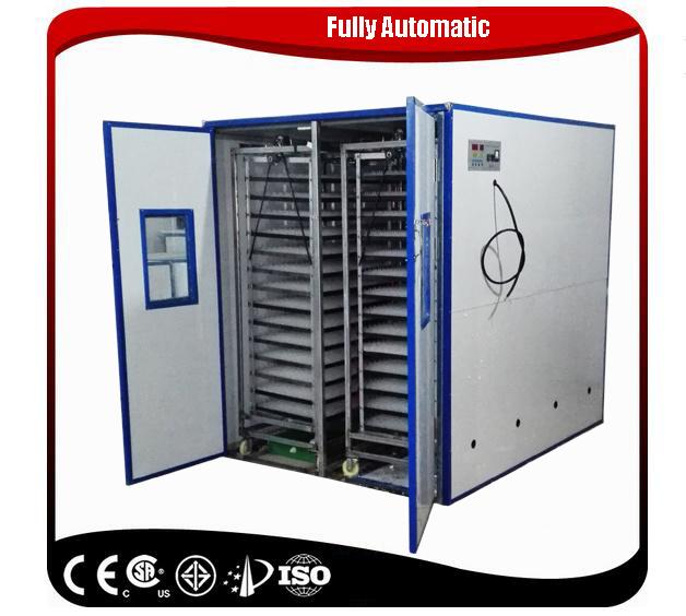 Factory Supplied Customized Automatic Duck Egg Incubator Hatchery Machine
