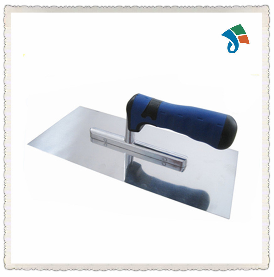 TPR Handle Stainless Steel Plastering Trowel