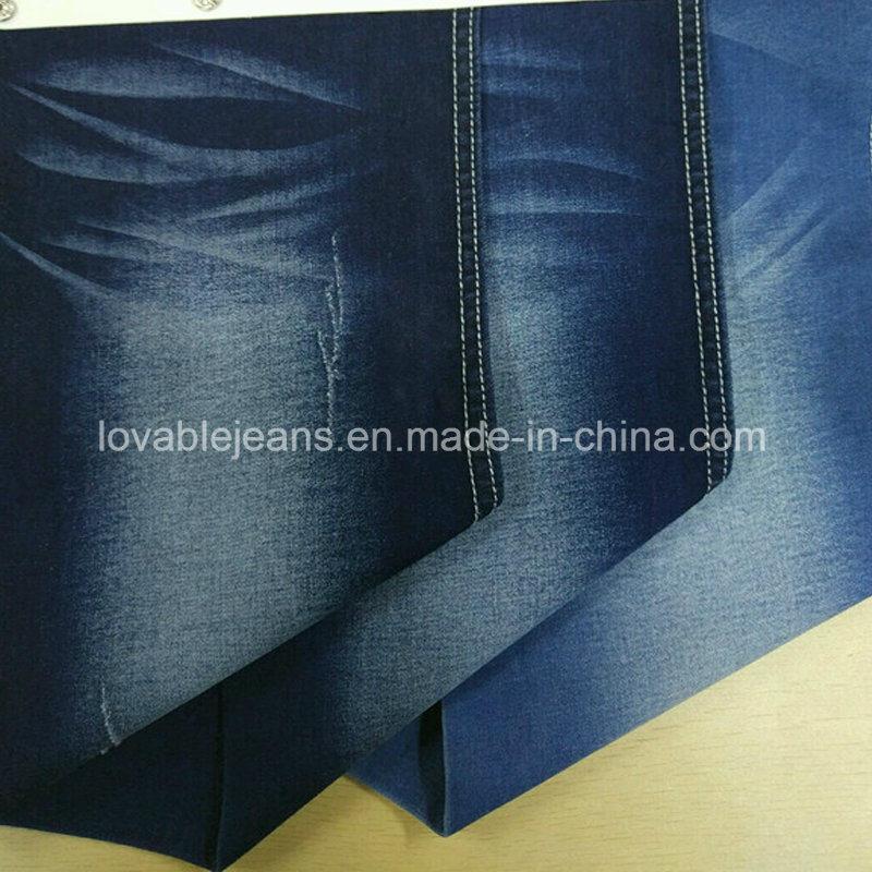 Cotton Spandex Denim Fabric (KL108)