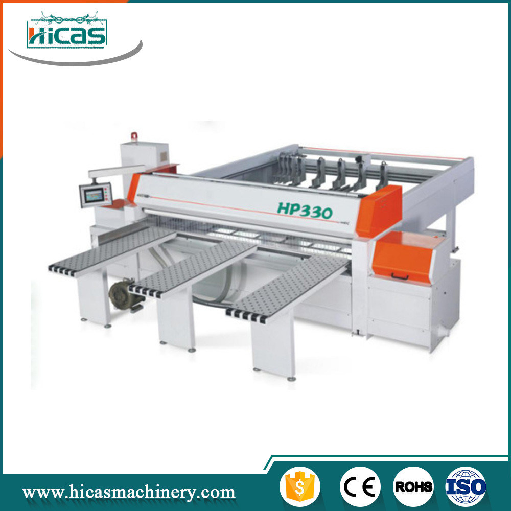 Woodworking Auto Beam Panel Saw Equipment