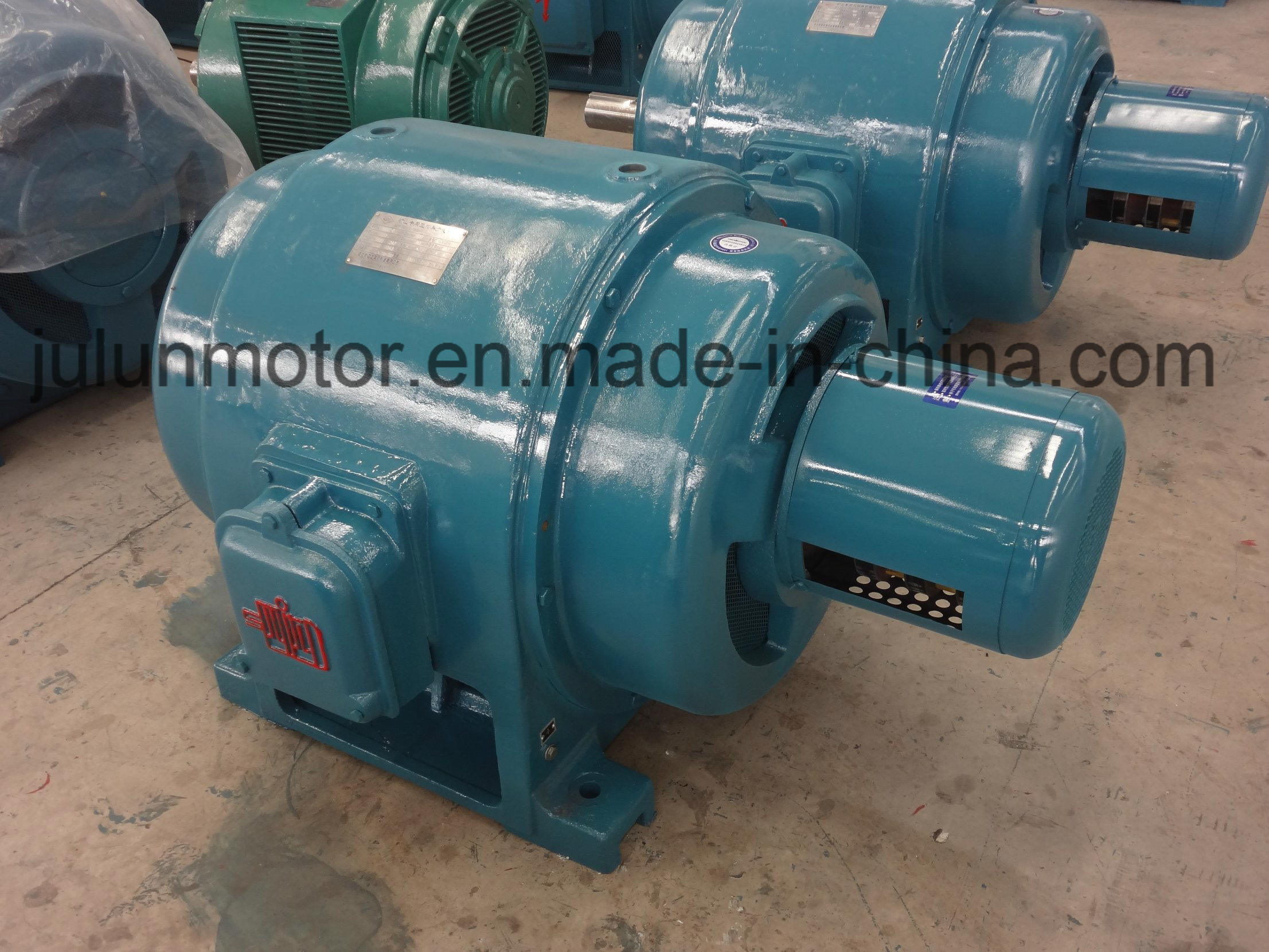 Jr Series Wound Rotor Slip Ring Motor Ball Mill Motor Jr136-6-240kw