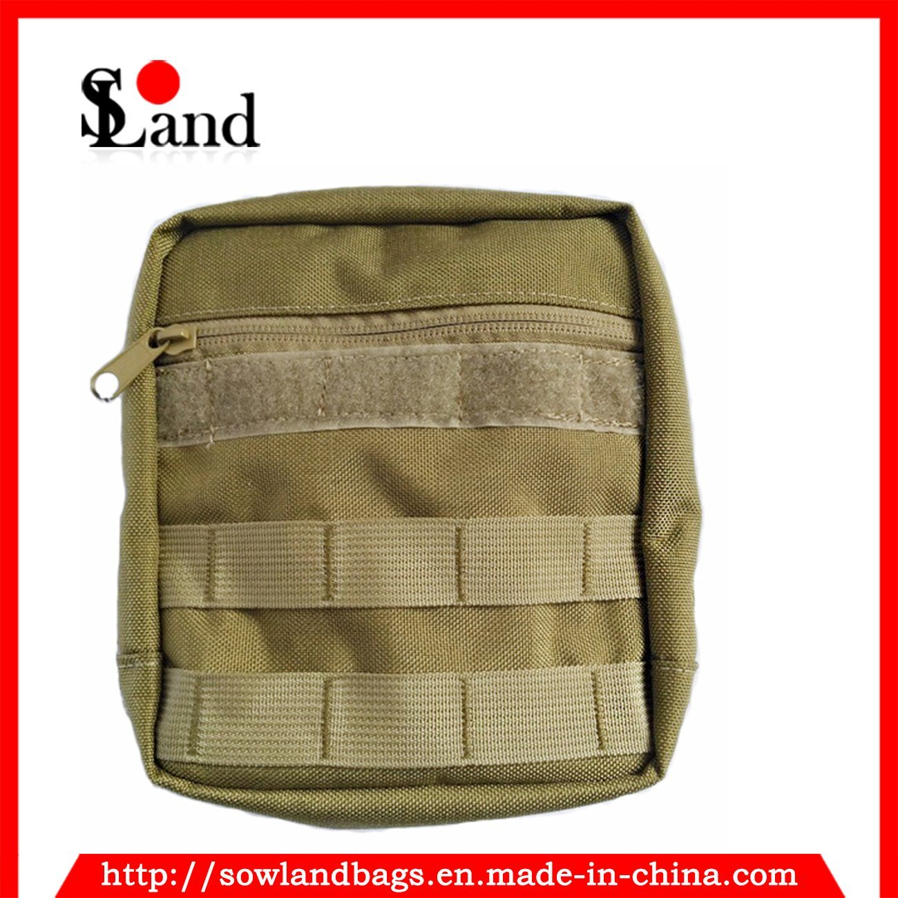 Military Small Portable First Aid Bag