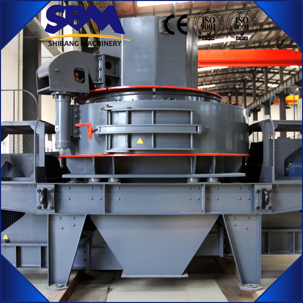 Factory Quarry Sand Crushing Equipment/Stone Crushing for Sand Supplier