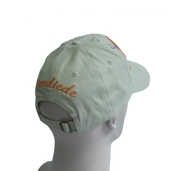 3D Embroidered Baseball Cap Trucker Cap