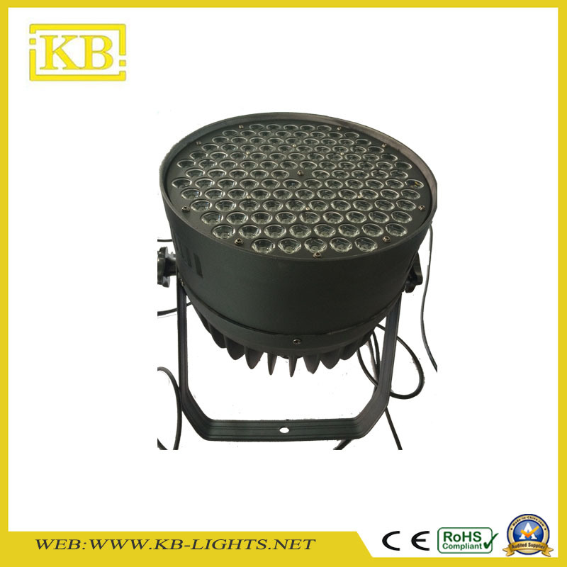 High Brightness 120*1W/3W RGBW LED Stage PAR Light