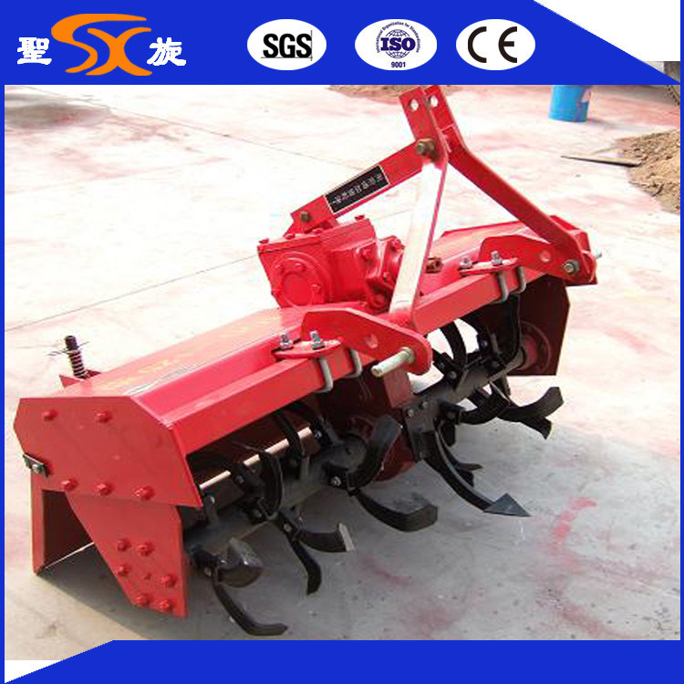 Middle Transmission Tractor Farm Machinery Rotary Tiller