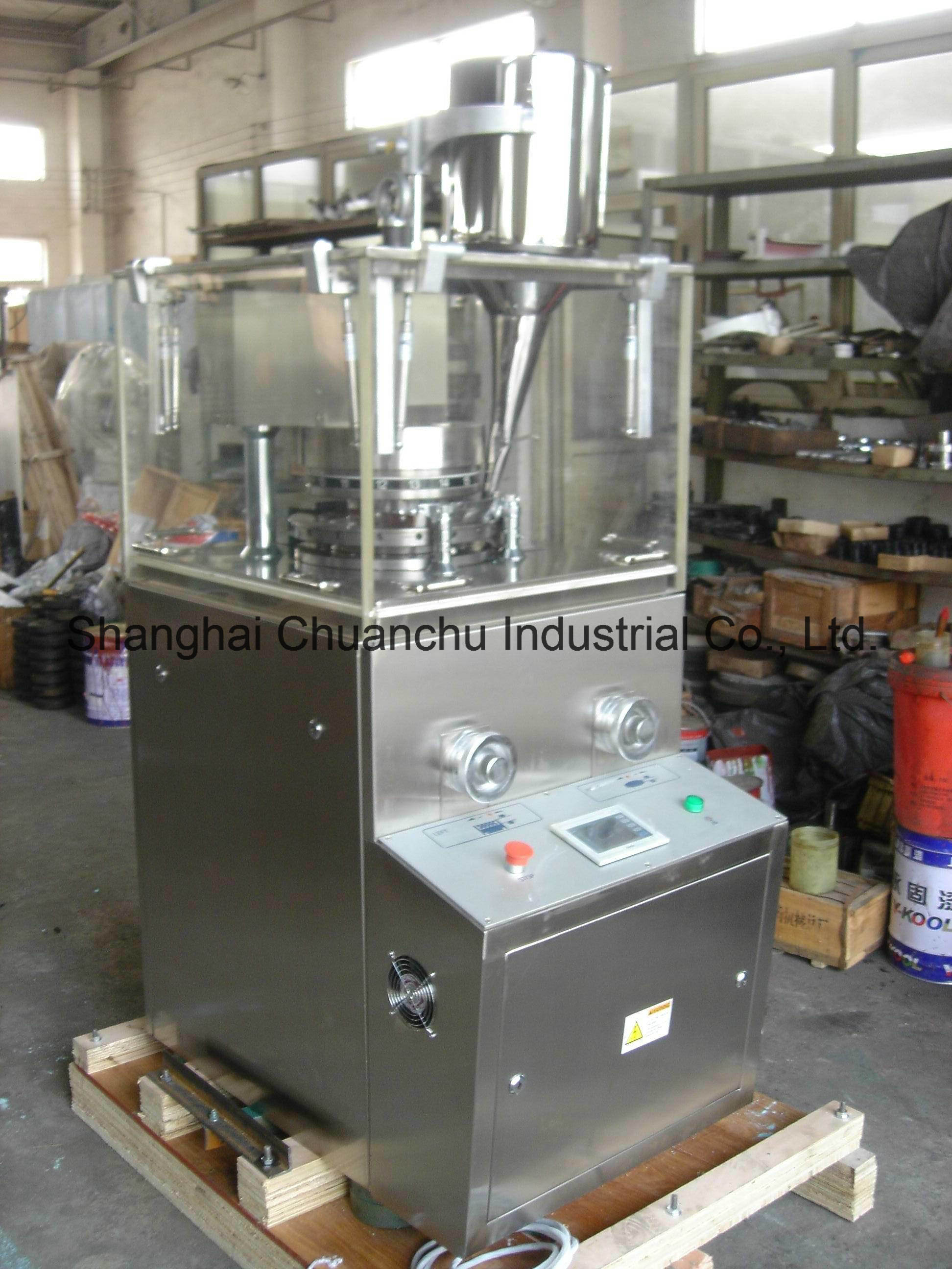 Zpw17D Rotary Tablet Press Machine for Milk, Mint Candy, Pill, Mothball and Tablet Making Machine Tablet Compressional Machine/