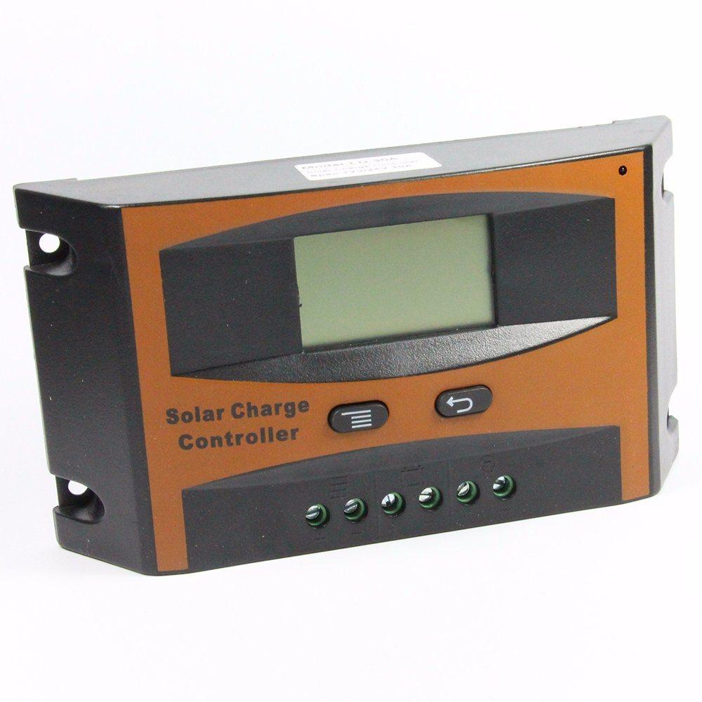 30A 12V/24V Solar PV Cell Charge Controller/Regulator Solar System Ld-30A