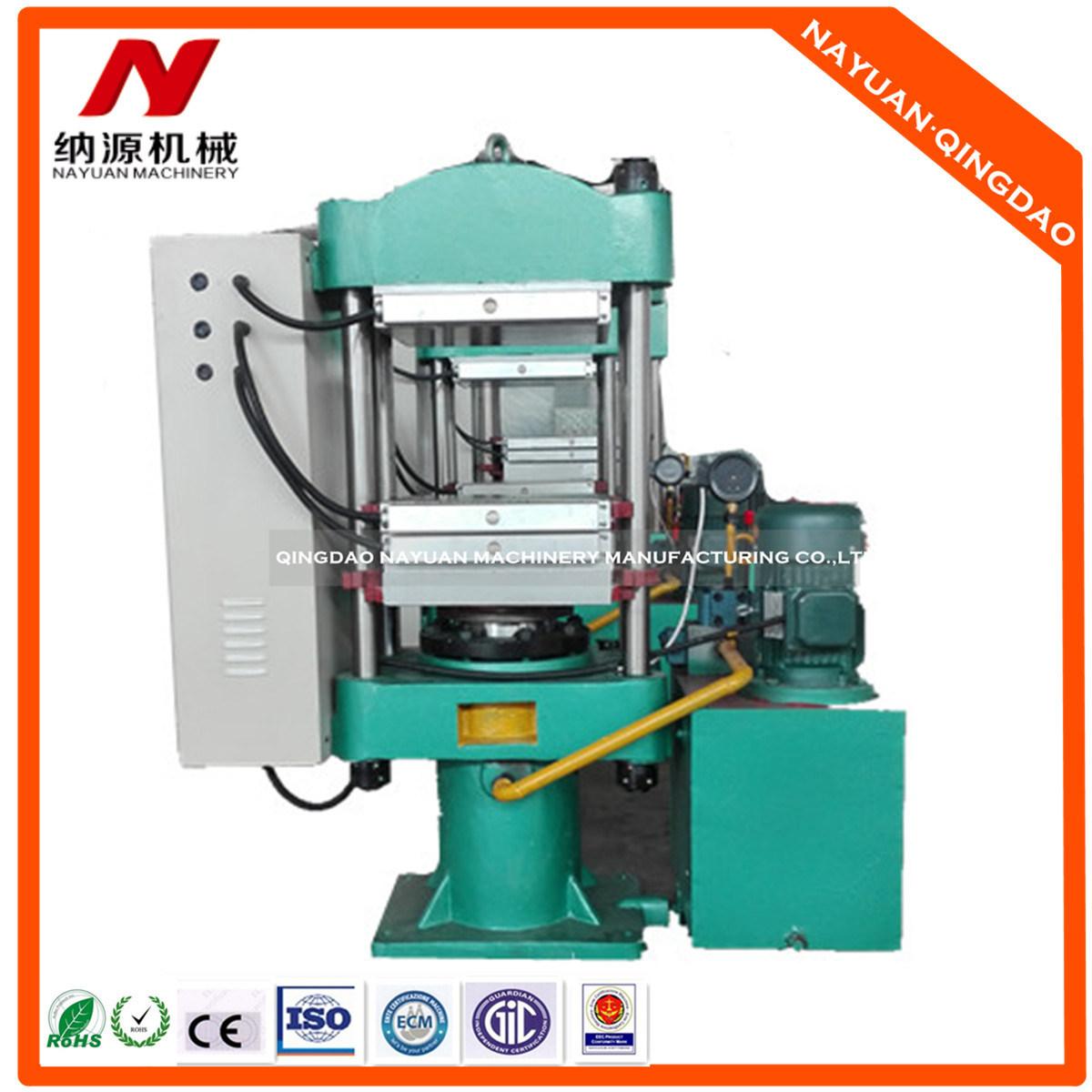 Rubber Vulcanizing Press (Hot Sale In China)