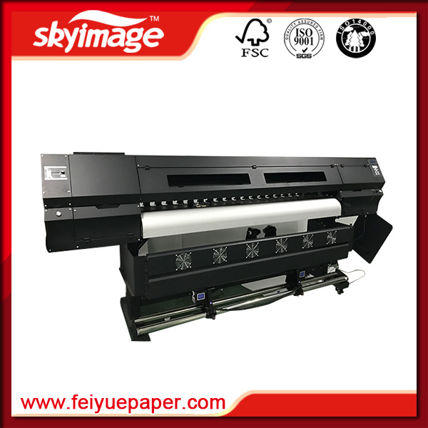 Oric Tx1804-Be 1.8m Large Format Inkjet Sublimation Printer with Four 5113 Printhead