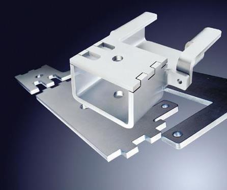 Customized Sheet Metal Fabrication / Sheet Metal Product Factory