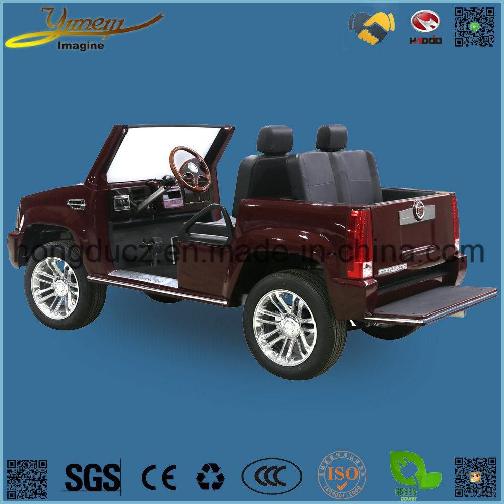 4 Wheel Drive 4 Seats Electric Cadillac SUV