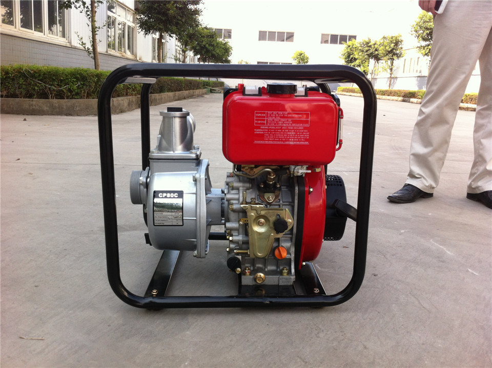 3 Inch Self Priming Centrifugal Gasoline Water Pump Sewage Pump