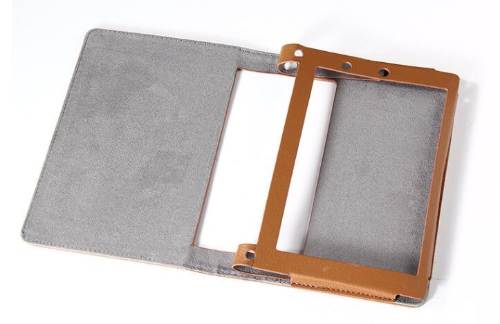 Lenovo Yoga 1051f Tablet 2 -1050f Leather Case