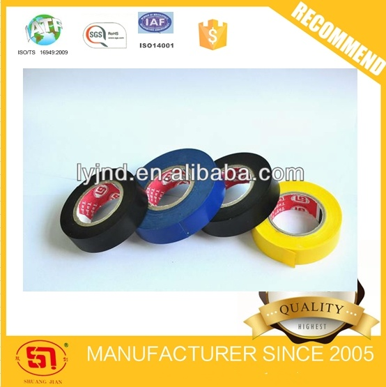 Good Quality Electric PVC Adhesive Tape