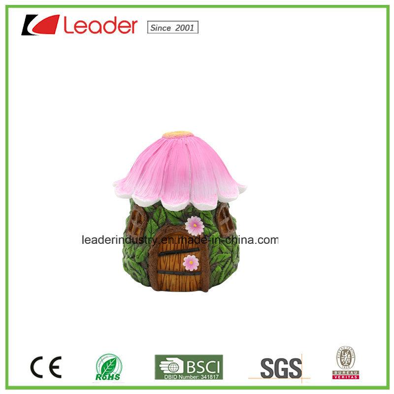 Decorative Flower Mushroom Fairy Garden Miniature for Home and Garden Decoraiton