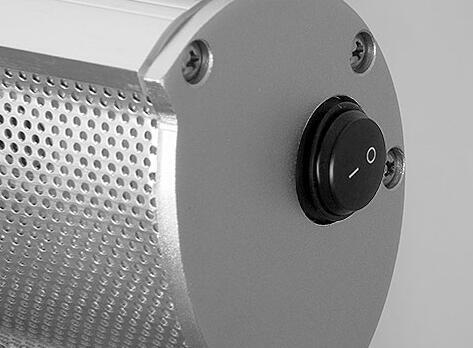 Infrared Parasol Heater Outdoor Garden Heaters Patio Waterproof IP65 with Ce, ETL