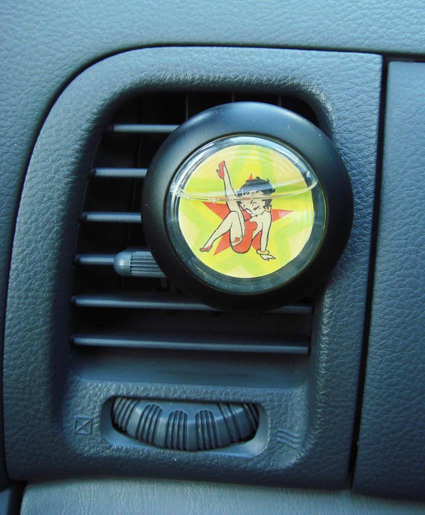100% No Leak Membraner Car Air Freshener