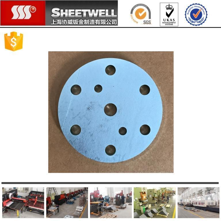 China Steel Metal SPCC Mechanical Machnery Spare Machine Part