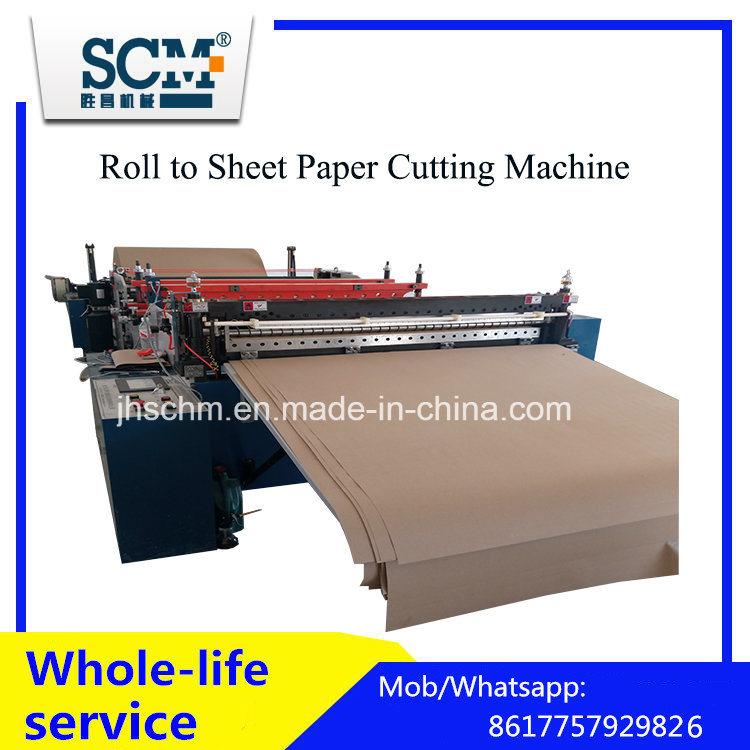 Automatic Kraft Paper Cutting Machine