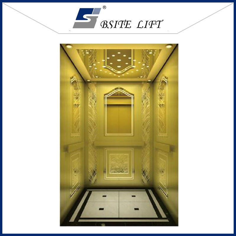Machine Roomless Passenger Elevator Home Lift