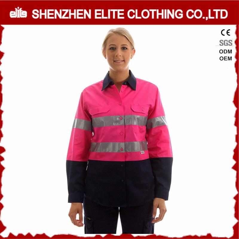 Coal Mine Hi Vis Pink Workwear for Women