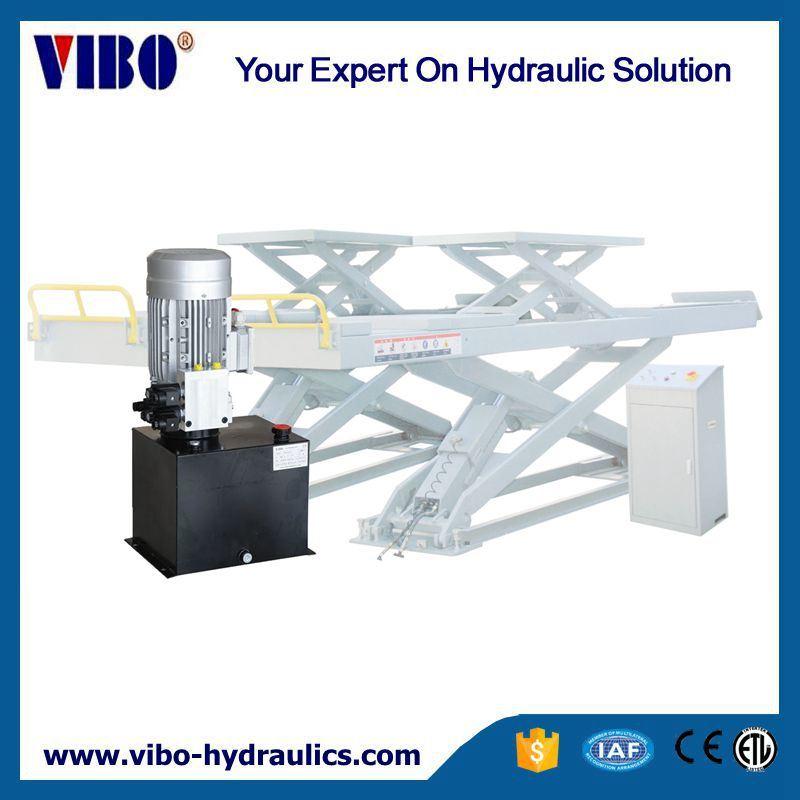Hydraulic Power Unit for Scissor Car Lift