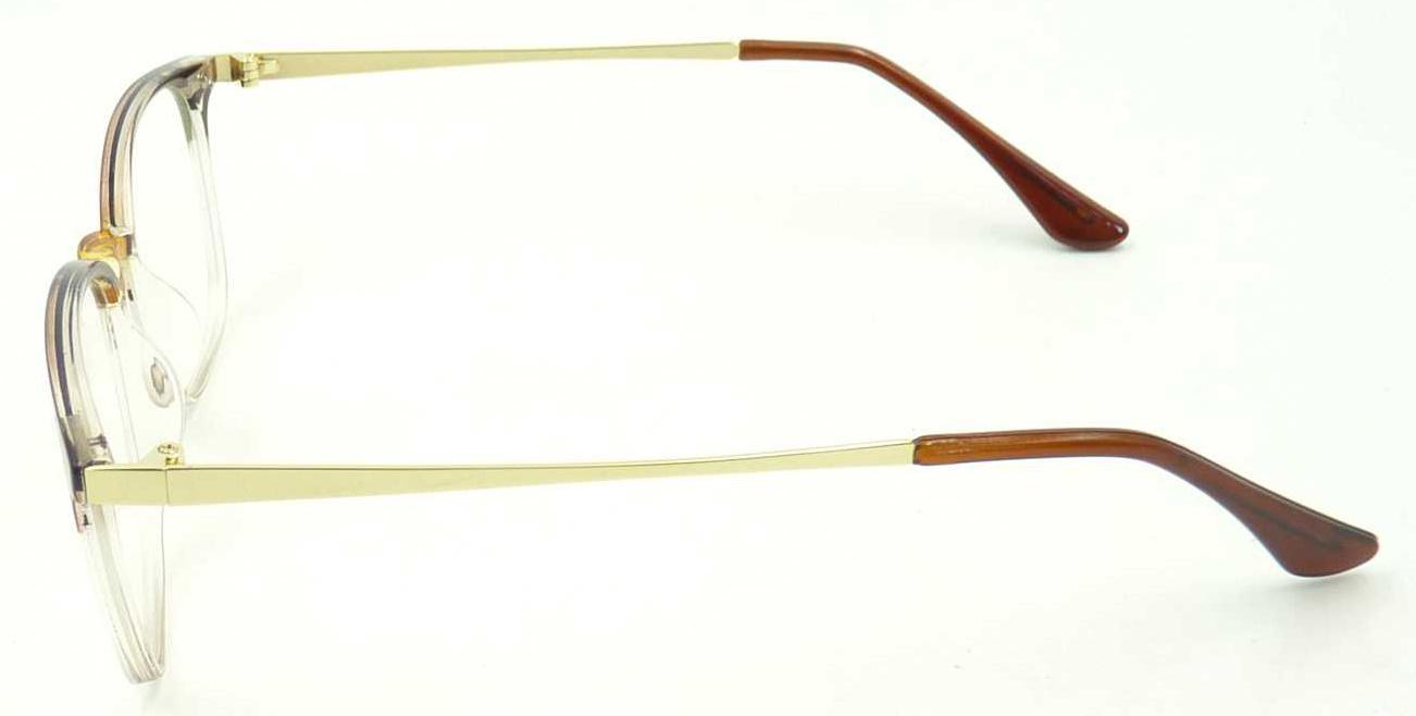 Ot17439 New Design Fashion Cheap Optical Glasses Plastic Material Optics Spectacles