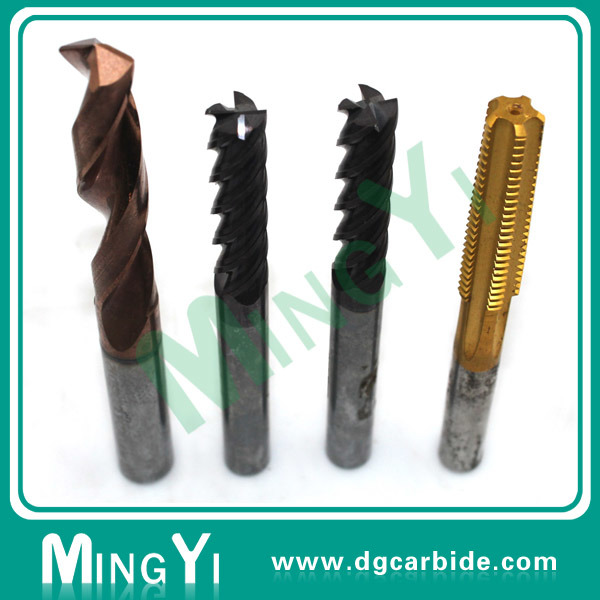High Quality Machine Tool Tungsten Carbide Drill Bits